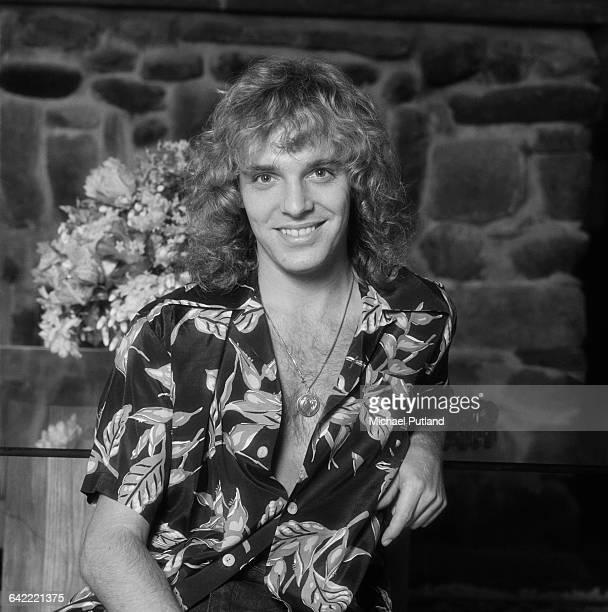 English singer and guitarist Peter Frampton USA November 1978