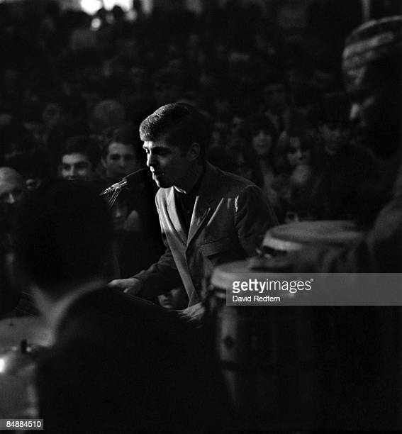 MARQUEE Photo of Georgie FAME with the Blue Flames