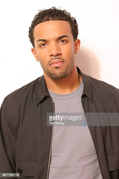 English singer and songwriter Craig David circa 2005