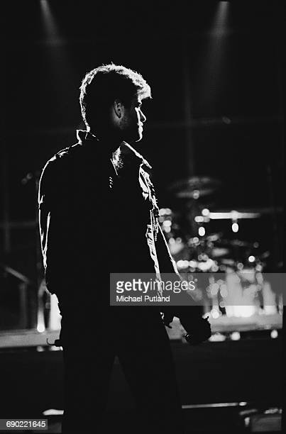English singer and songwriter George Michael during the Japanese/Australasian leg of his Faith World Tour FebruaryMarch 1988
