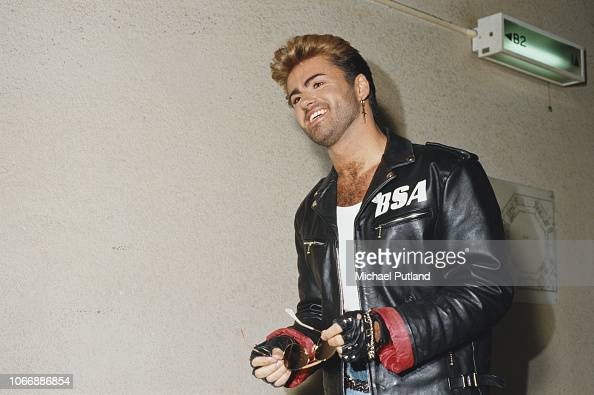 Details about  /George Michael Art Silk Poster New English singer songwriter Z-383