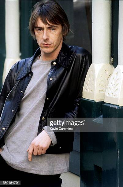 English singer and songwriter Paul Weller circa 1995