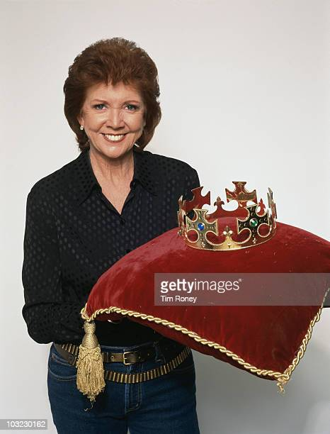 Cilla black pictures and photos getty images english singer and television presenter cilla black holding a golden crown circa 2000 thecheapjerseys Gallery