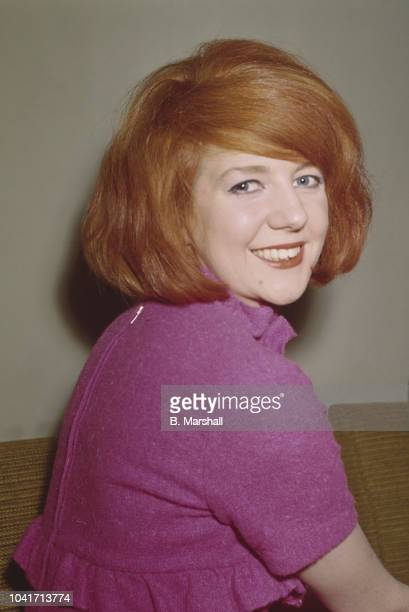 English singer Cilla Black , March 1964.