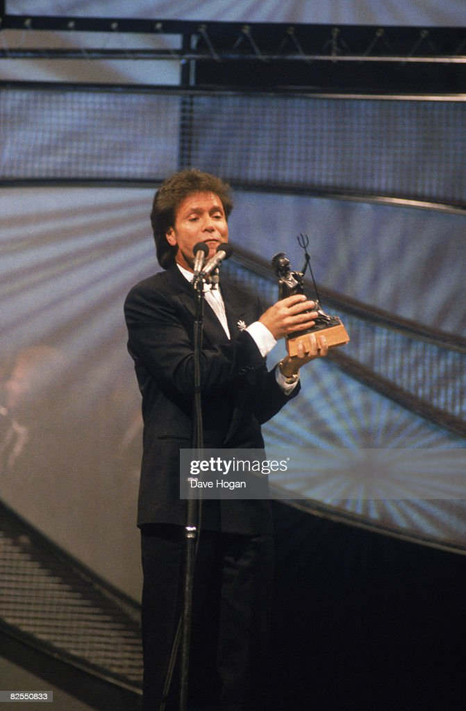 Cliff Wins A BRIT : News Photo