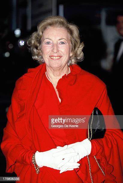 English singer Dame Vera Lynn in 1990 ca in London England