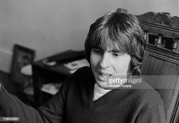 English singer Davey Jones of The Monkees London May 1971