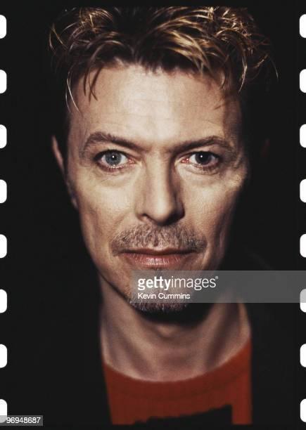 English singer David Bowie in November 1995.