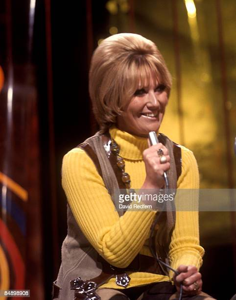 POPS Photo of Dusty SPRINGFIELD Dusty Springfield performing on Top of the Pops tv show