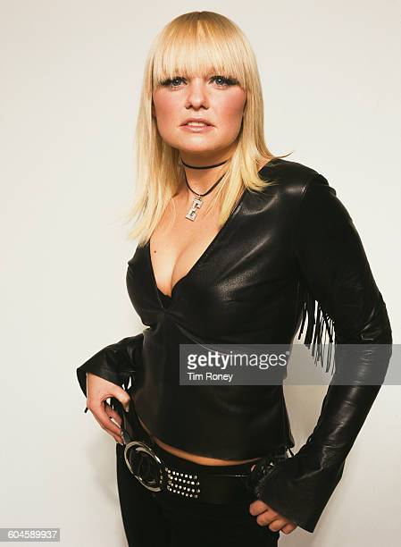 English singer Emma Bunton aka 'Baby Spice' formerly of girl group The Spice Girls circa 2000