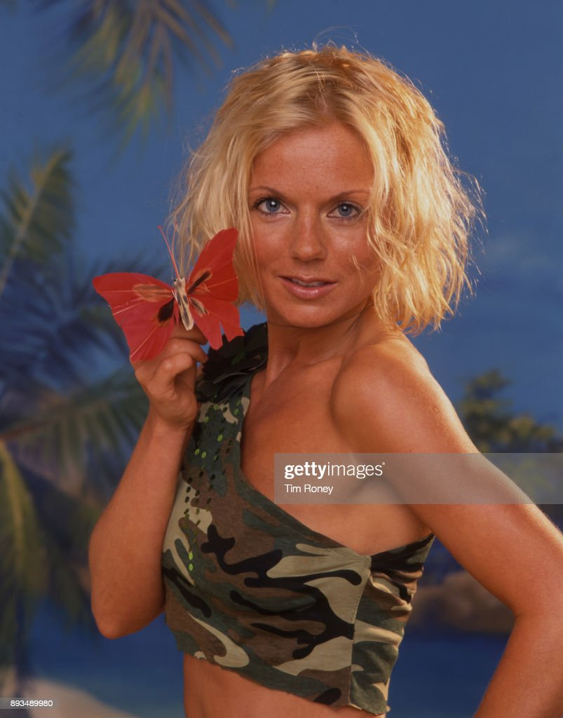 Geri Halliwell : News Photo