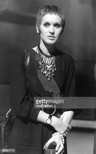 English singer Julie Driscoll posed in London circa 1968