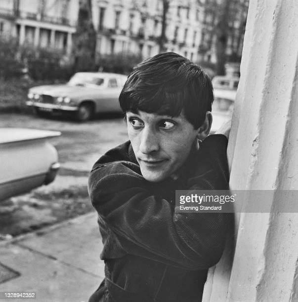 English singer Leapy Lee, UK, 27th November 1965.