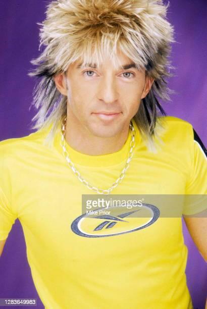 English singer Limahl, of pop group Kajagoogoo, London, circa summer 1999.
