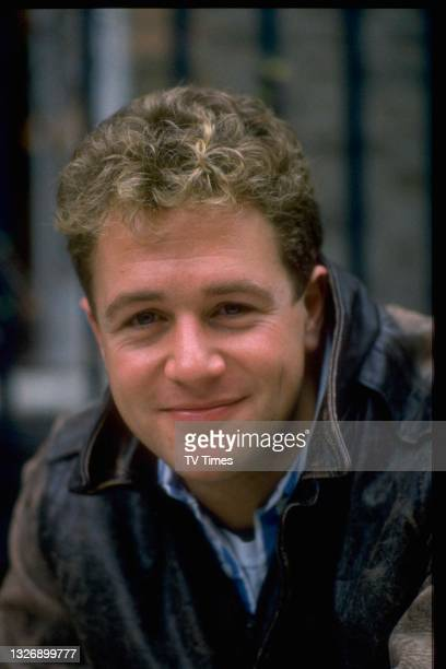 English singer Michael Ball, circa 1989.
