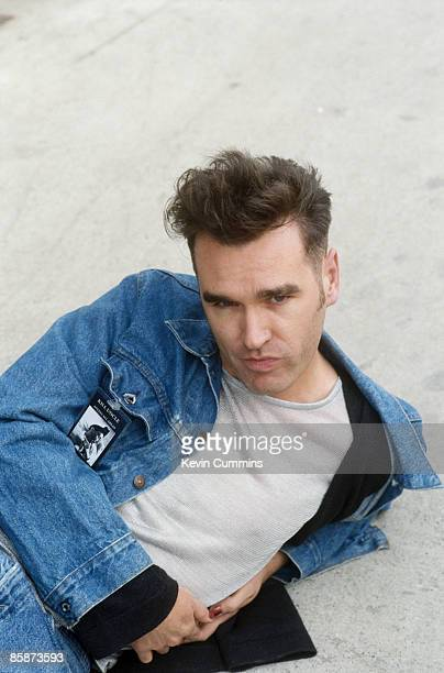 English singer Morrissey in Dublin during his 'Kill Uncle' tour April 1991 Photo by Kevin Cummins/Getty Images