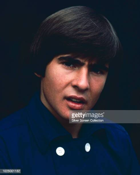 English singer musician and actor Davy Jones of pop band The Monkees as Davy in the television series 'The Monkees' circa 1967