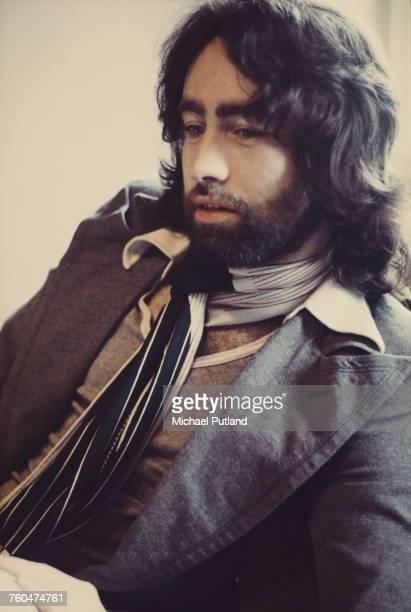 English singer Paul Rodgers of rock group Bad Company London November 1974