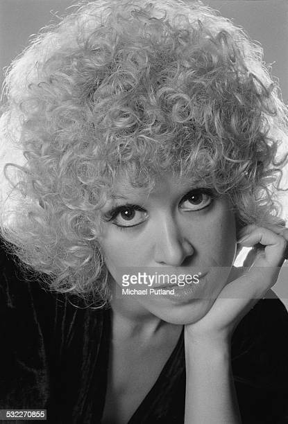 English singer Polly Brown formerly of pop group Pickettywitch 14th January 1975