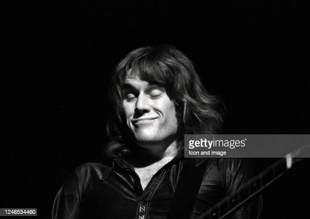 English singer, songwriter, and guitarist Alvin Lee, who is best known as the lead vocalist and lead guitarist of the blues-rock band Ten Years...