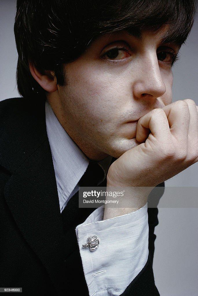 English Singer Songwriter And Musician Paul McCartney December 1965
