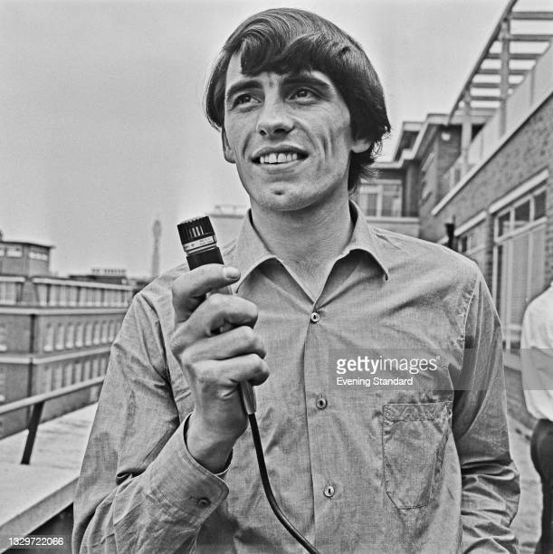 English singer, songwriter and musician Steve Gibbons of beat group The Ugly's , London, UK, 20th May 1965.