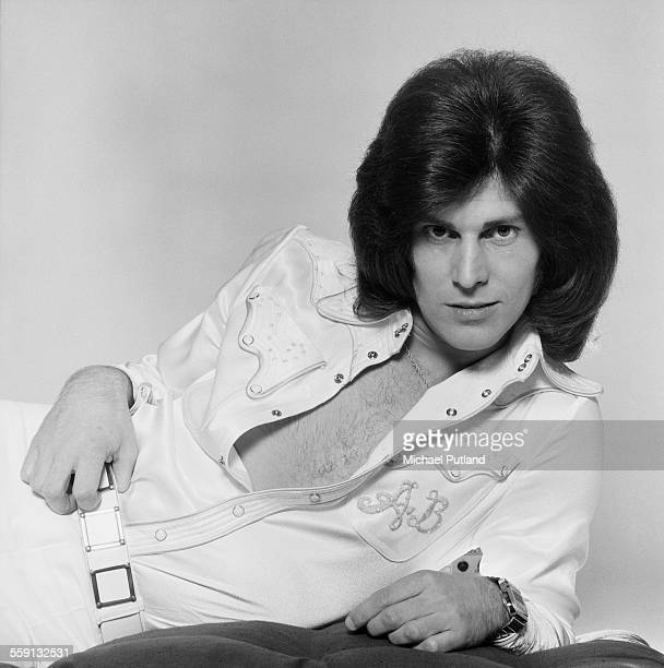 English singer songwriter and record producer Adrian Baker October 1975