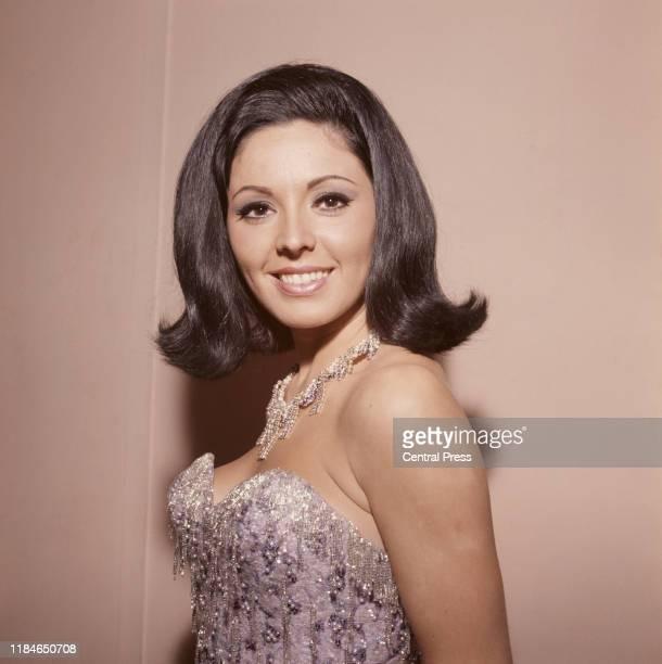 English singer Susan Maughan 1965