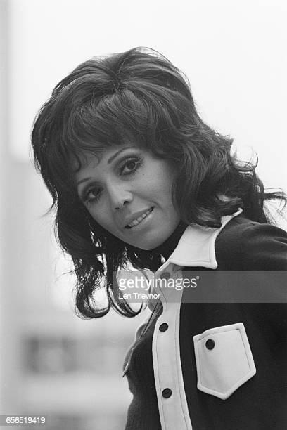English singer Susan Maughan UK 23rd July 1971