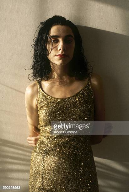 English singersongwriter and guitarist PJ Harvey Los Angeles 15th September 1993