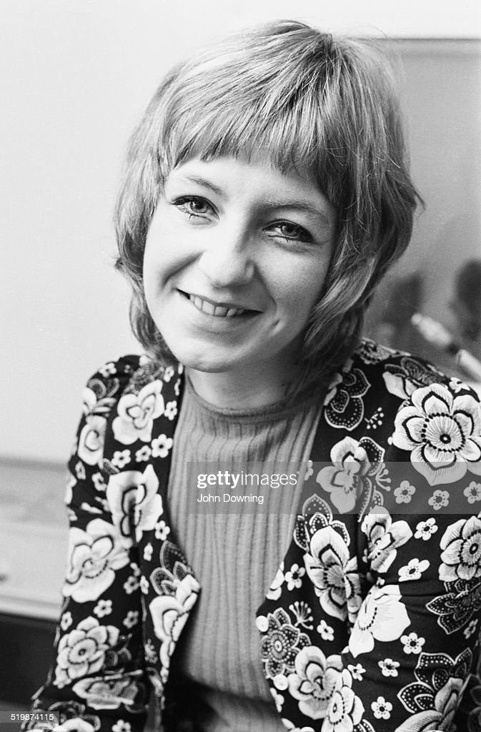 English singer-songwriter and keyboardist, Christine McVie (Christine Anne Perfect), 16th September 1969.