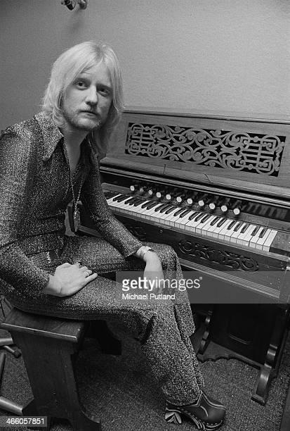 English singersongwriter and musician John Miles 1974