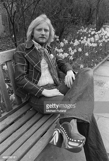 English singersongwriter and musician John Miles 1974