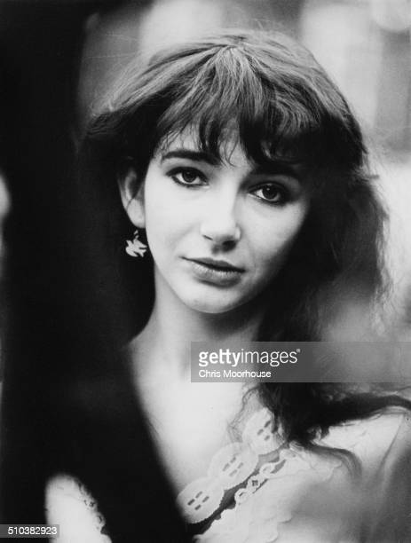 English singersongwriter and musician Kate Bush 21st February 1978