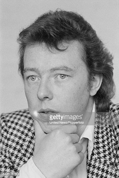 English singer-songwriter and musician, Peter Skellern pictured in London on 14th May 1976.