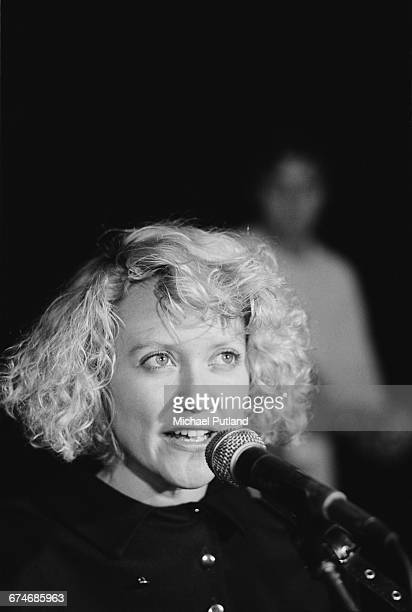 English singersongwriter and musician Virginia Astley October 1985