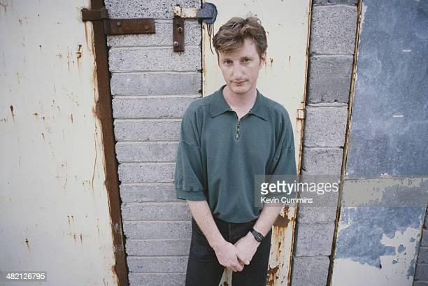 English singersongwriter Billy Bragg Tipperary Ireland 3rd August 1991