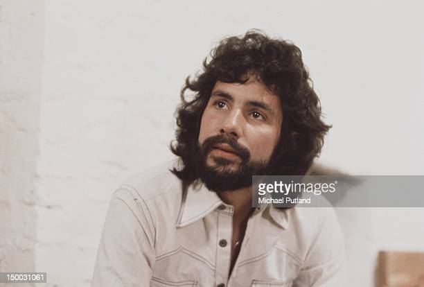 English singersongwriter Cat Stevens later Yusuf Islam London March 1974