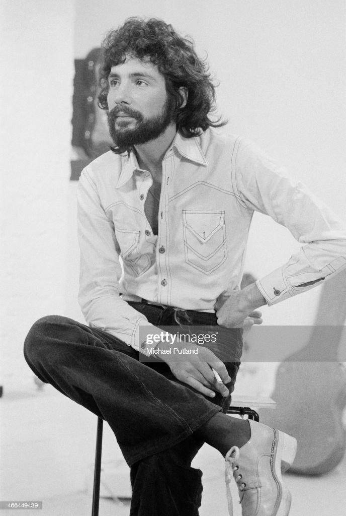 English singer-songwriter Cat Stevens (later Yusuf Islam), March 1974.