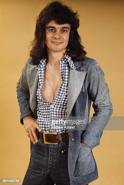 English singersongwriter Colin Blunstone formerly of The Zombies London August 1973