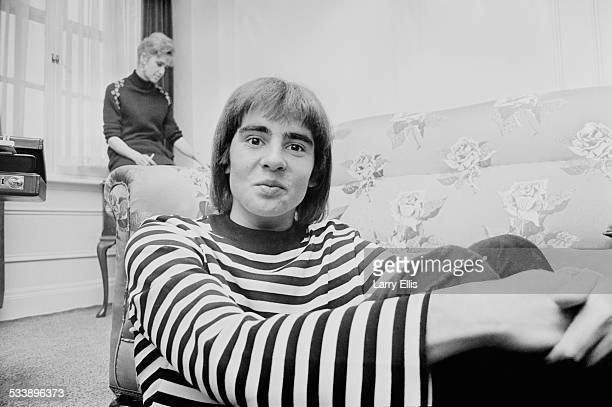English singersongwriter Davy Jones of American pop group The Monkees 14th February 1967