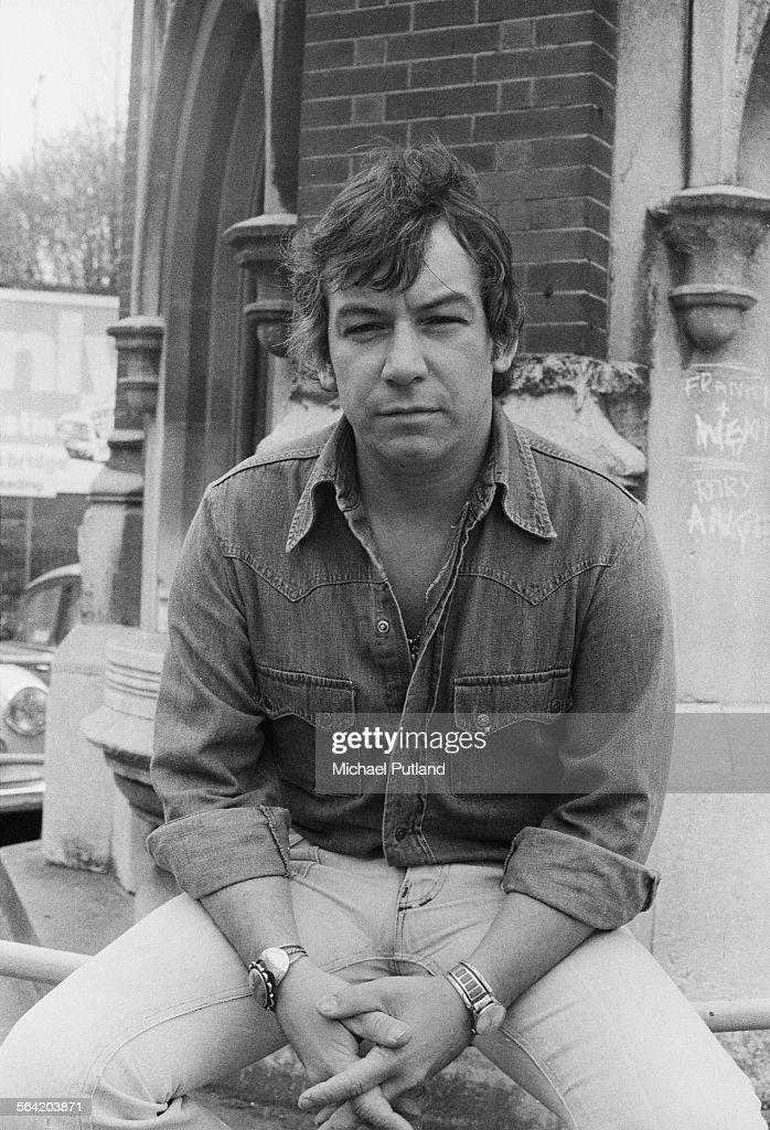 English singer-songwriter Eric Burdon, 14th April 1976.