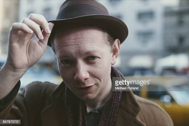 English singersongwriter Joe Jackson New York City March 1987