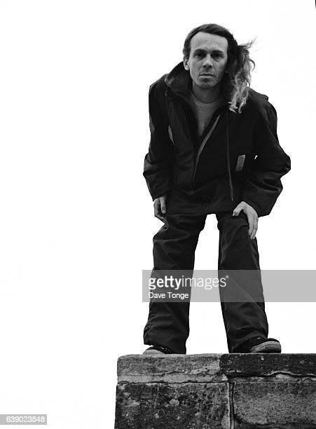 English singersongwriter Julian Cope Hertfordshire United Kingdom October 1992