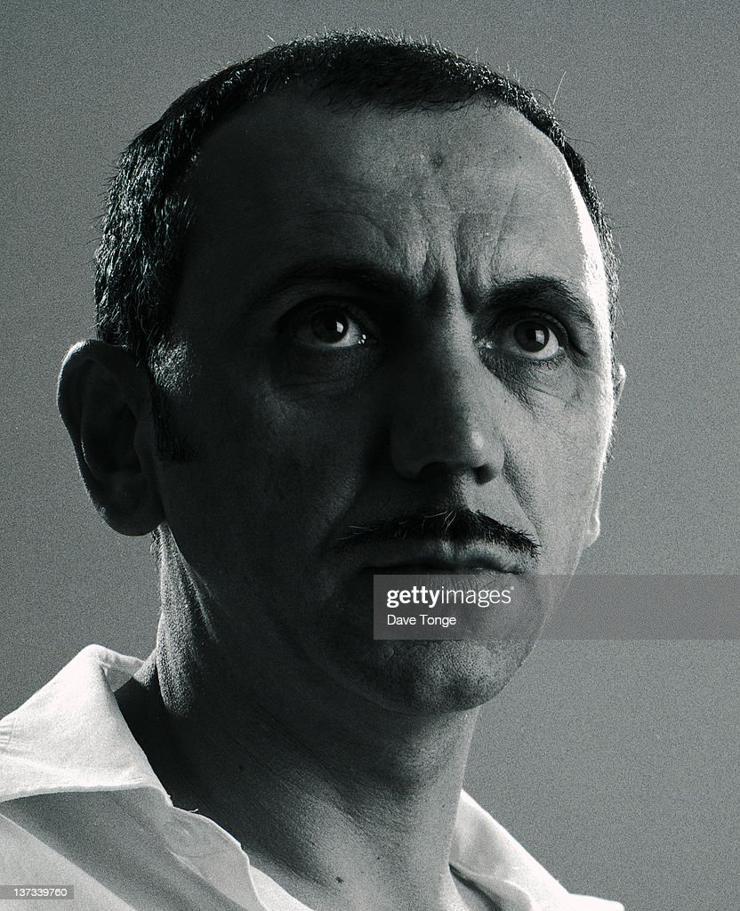 English singer-songwriter Kevin Rowland, formerly of Dexys Midnight Runners, London, circa 2000.