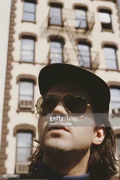 English singersongwriter Lloyd Cole New York City 5th June 1989