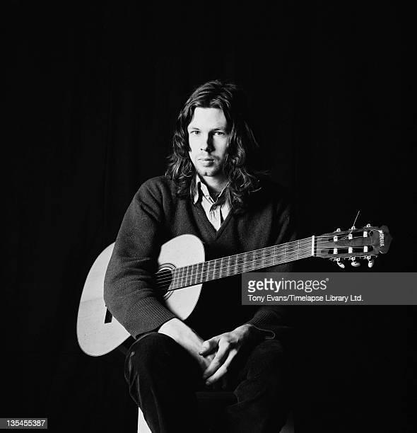 English singersongwriter Nick Drake 19th February 1971