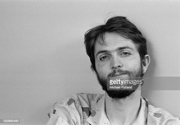 English singersongwriter Paddy McAloon of English pop group Prefab Sprout 1985