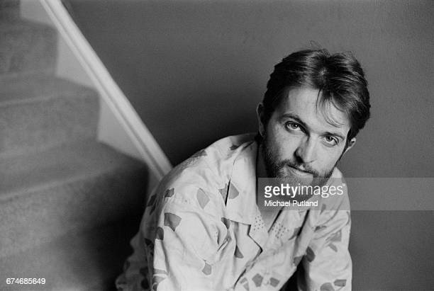 English singersongwriter Paddy McAloon of English pop group Prefab Sprout October 1985