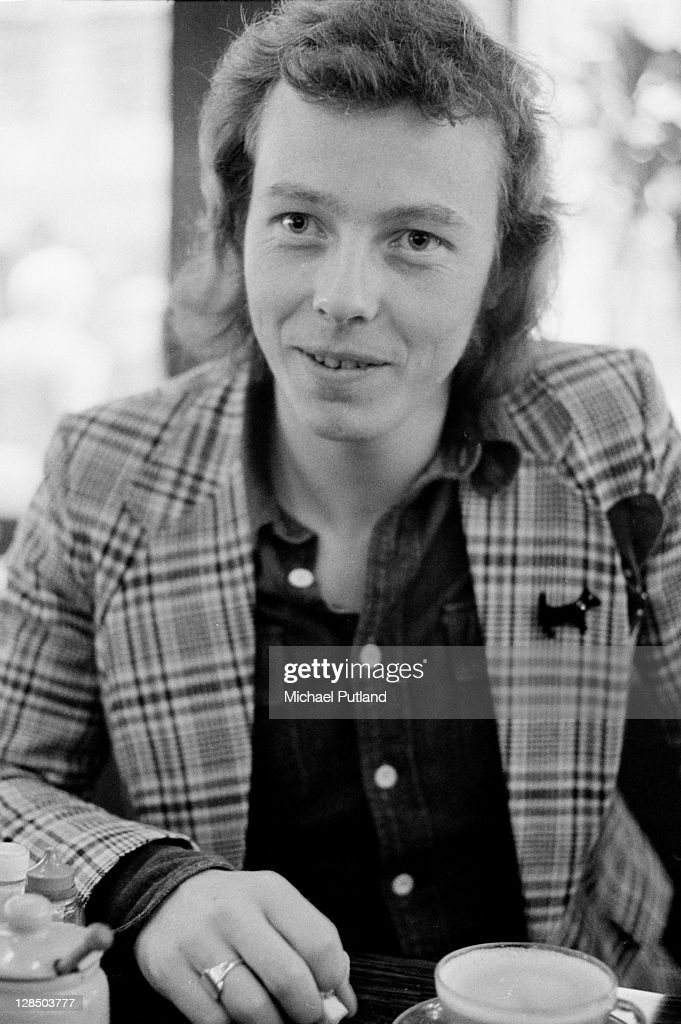 English singer-songwriter Peter Skellern, London, 1972.